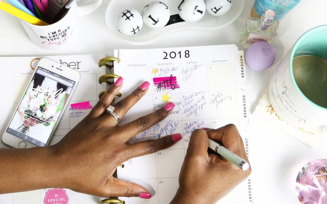 5 Reasons New Year's Goals Fail and 5 Things You Can Do About It.