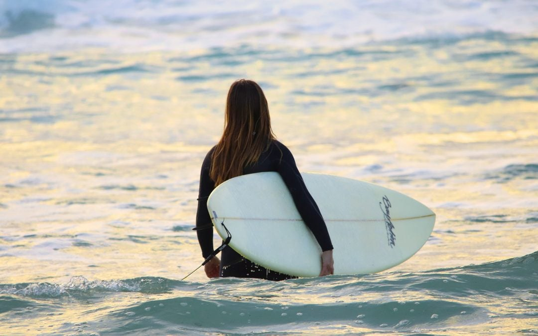 4 Important Things Surfing Taught Me About Life
