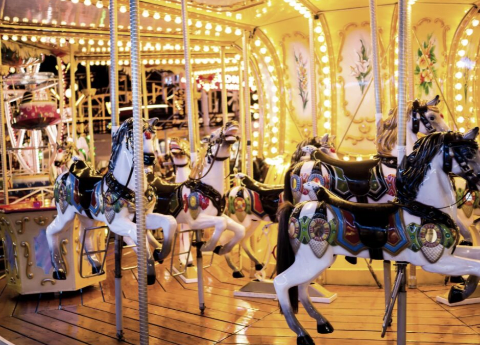 5 Secrets For Successful Personal Growth From A Carousel